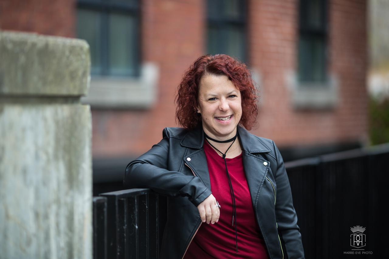 Christine Fournier, architecte