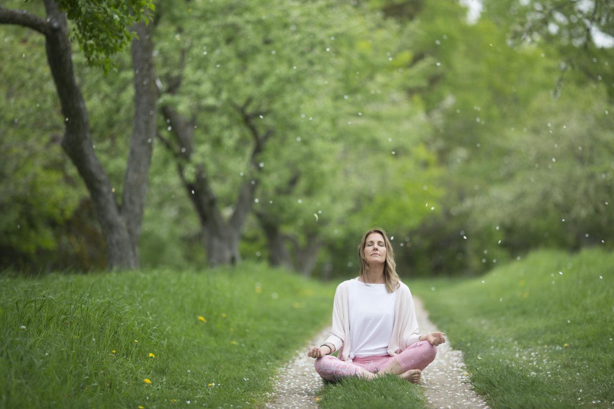 femme entrepreneur yoga