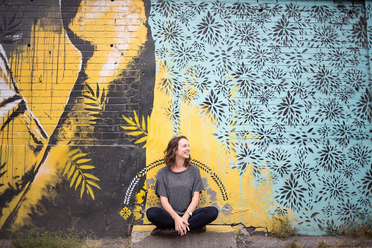 portrait d'une Naturopathe, marché jean-talon