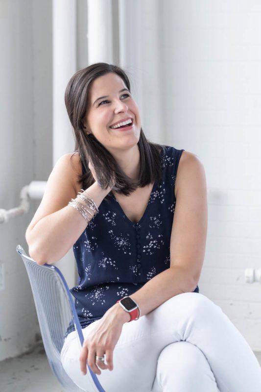 Geneviève Paquette, entrepreneur