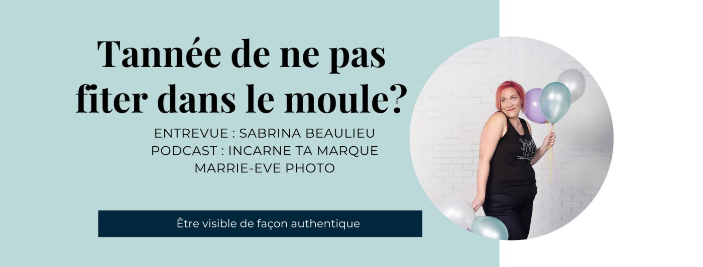 Podcast Sabrina Beaulieu