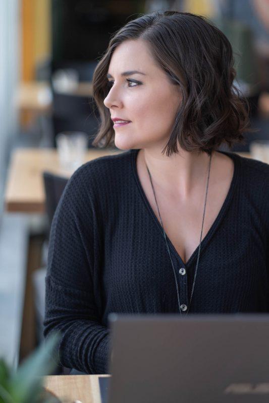 Nancy Fortin, MLM Féminin portrait entrepreneur