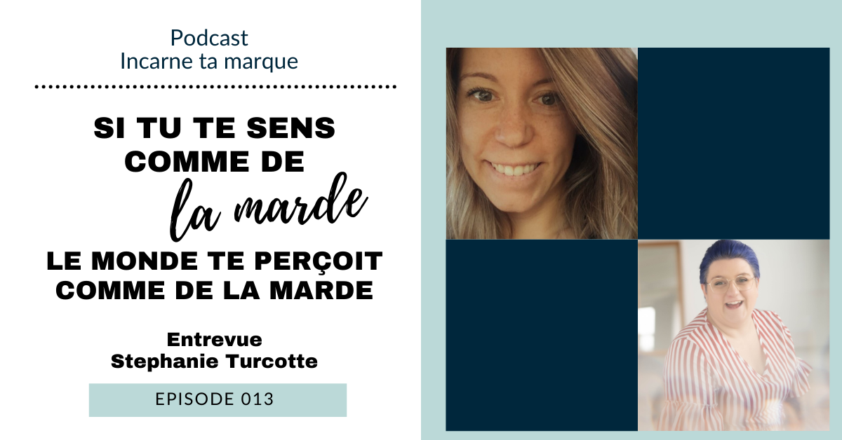 Couverture de podcast - Stephanie Turcotte