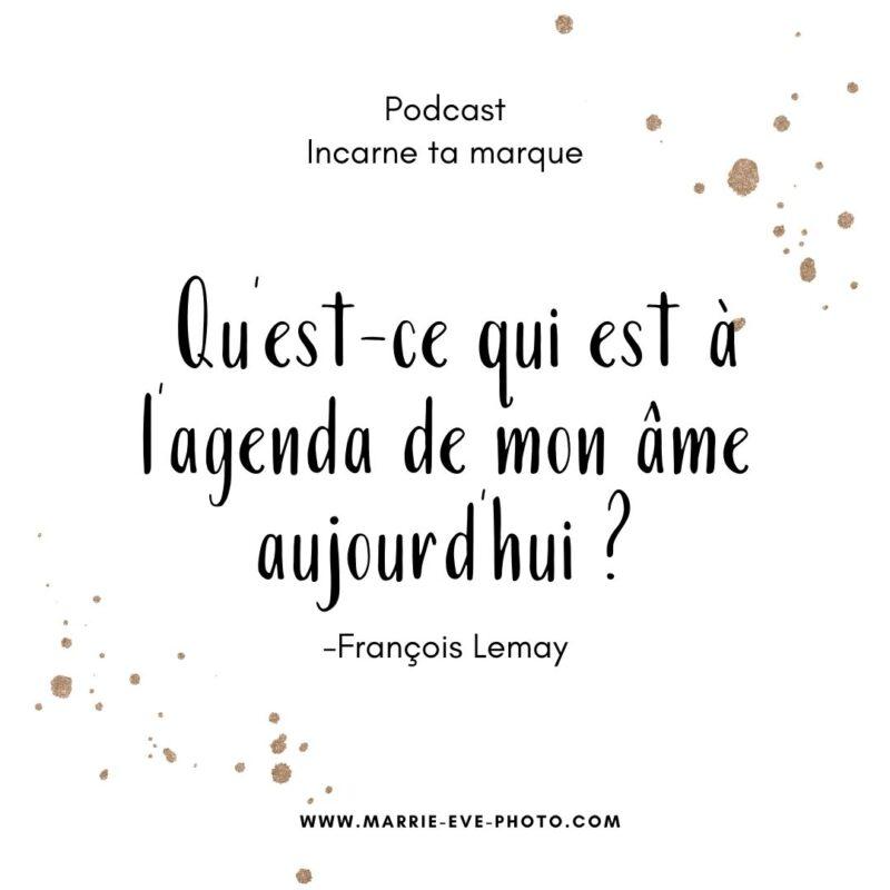 citation Francois lemay
